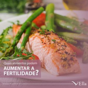 Read more about the article Quais alimentos podem aumentar a fertilidade?