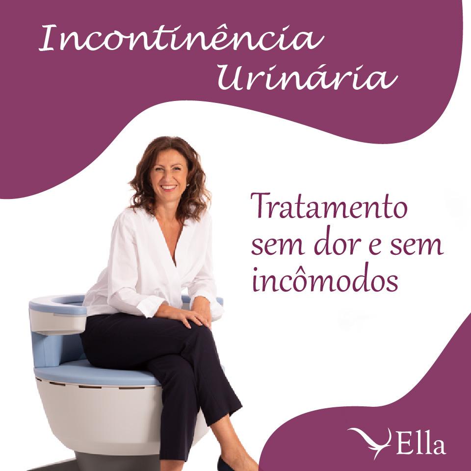 Read more about the article Incontinência urinária: tratamento sem dor