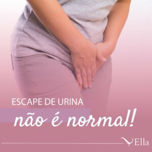 Read more about the article Perder urina não é normal